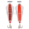 Red Terror Tasmanian Devil Fishing Lure