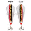 120 Neon Galaxia Tasmanian Devil Fishing Lure