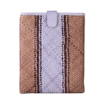 Lance Wovens Ribbons iPad Case