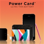 Triple C Designs Power Card Ultra Thin Battery
