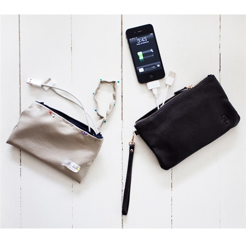 Handbag Butler Mighty Purse Sport Luxe Bag The That Charges Your Phone