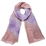 Christa Louise Romantic Medium Wrap