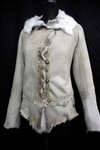 Nigel Preston & Knight Ophelia Baby Lamb Short Jacket Hand Painted