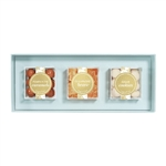 Sugarfina Happy Holidays 3pc Candy Bento Box