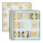 Sugarfina Happy Holidays 8pc Candy Bento Box