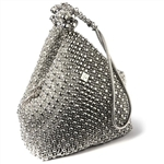 Sergio Gutierrez Liquid Metal Collection Dream Bag PS20