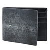 VIVO Shaved Shagreen Billfold