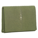 VIVO Shagreen Business Card Case
