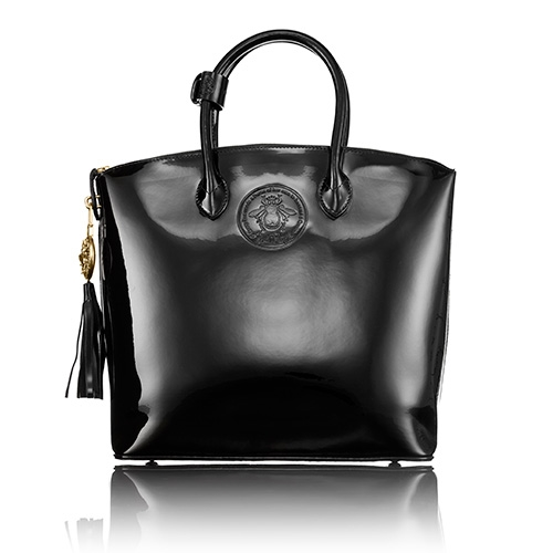 5d6a009c1de Abigail Riggs First Lady Series Purse in Patent Leather - Large