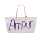 Muche et Muchette Amour Everyday Tote Bag