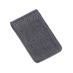 VIVO Shagreen Money Clip