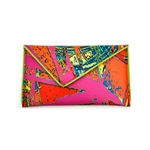 Kent Stetson Splash Clutch