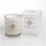 Zodax Chateau de La Chevre D'Or Scented Wax Filled Candle Jar - Small