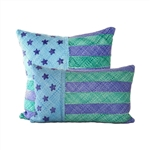 "Lance Wovens Nation on Vacation Pillow - 14"" x 21"""