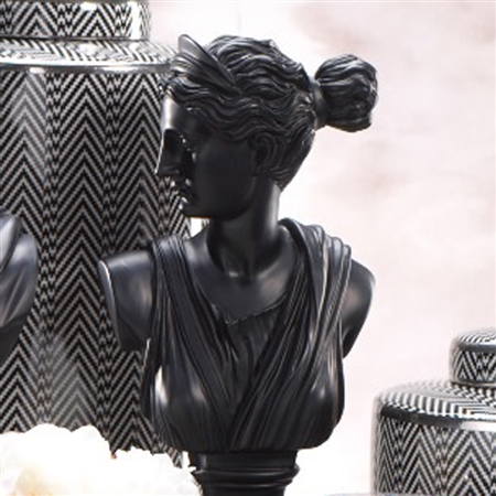 Zodax Diana Bust Statue