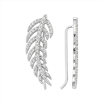 Amorium Feather Ear Cuff