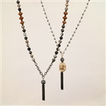 Alyce Ross Designs Picasso Jasper Necklace