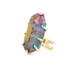 Vanessa Mooney Purple Haze Ring - Supernova Collection