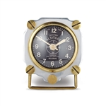 PENDULUX Altimeter Table Clock Aluminum