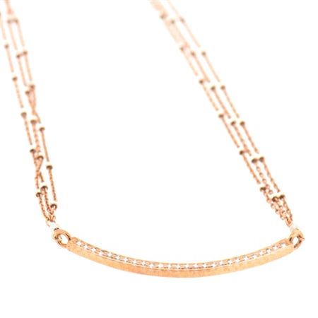 Aspen True Starry Nights Diamond Smile Lariat