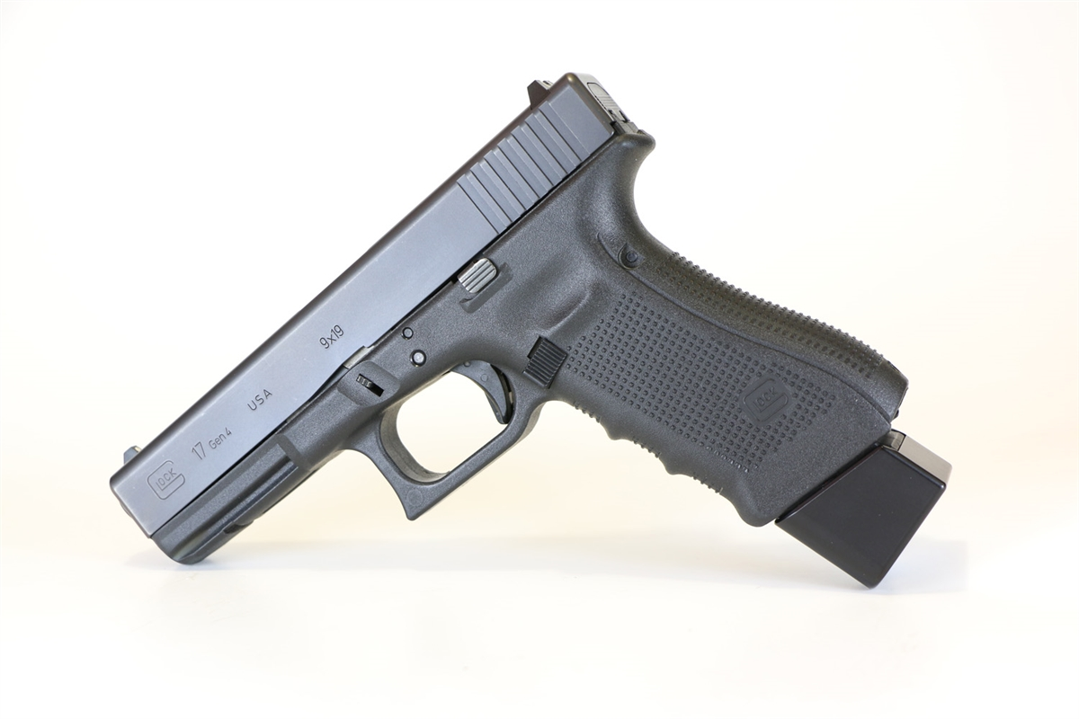 Glock 17 Extended Mag Base
