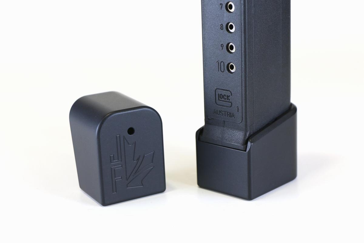Glock 19 Extended Mag Base