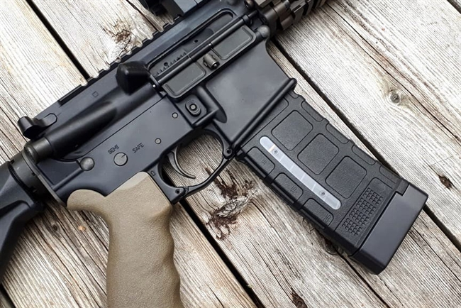 AR-15 PMAG Magazine Extension
