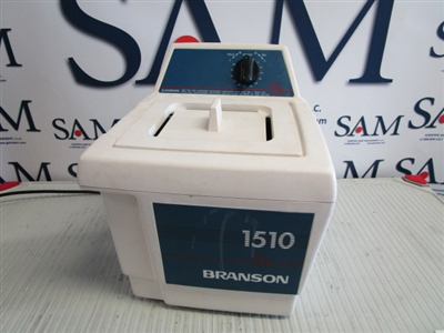 Branson 1510R-MT Ultrasonic Cleaner