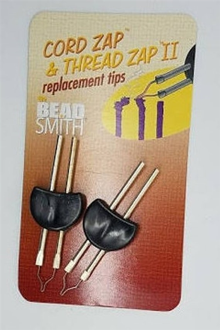 Cord Zap replacement tips for the Cord Zap.