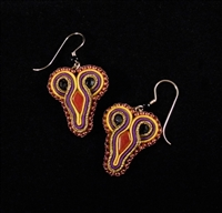 Arabian Nights - Earrings - #1513