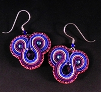 Cotton Candy - Earrings - #1628