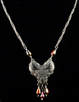 Armored Heart - Necklace - #1723
