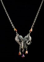 Armored Heart - Necklace - #1724