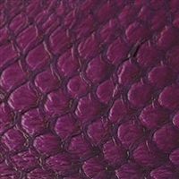 Fish Leather - Fuchsia Gloss