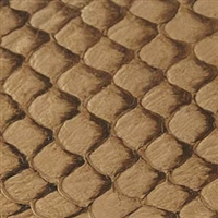 Fish Leather - Natural Glossy