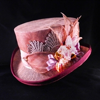 Raspberry Charlotte - Top Hat - #1671