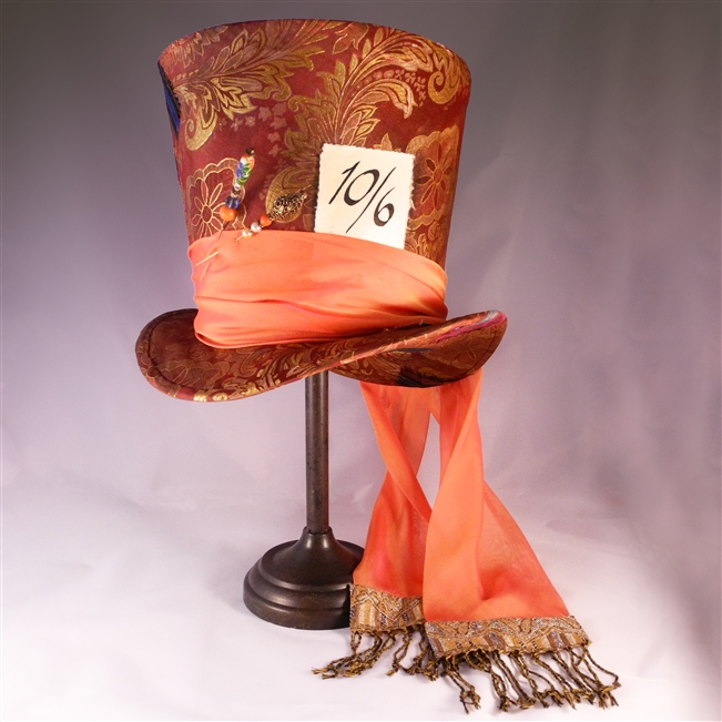 We're All Mad Here - Specialty Hat - #1677