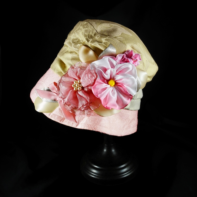 Mavis - Cut & Pieced Cloche - #1738