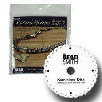 Kumihimo Braiding Disc & Instructions