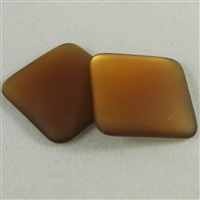 LunaSoft Cabochons - 2 per Package - Copper