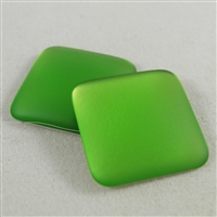 LunaSoft Cabochons - 2 per Package - Lime
