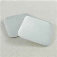 LunaSoft Cabochons - 2 per Package - Pearl