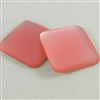 LunaSoft Cabochons - 2 per Package - Salmon