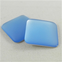 LunaSoft Cabochons - 2 per Package - Skyblue
