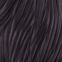 Shibori Silk Ribbon - Black