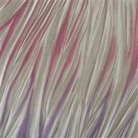 Shibori Silk Ribbon - Sun-Kissed Lavender