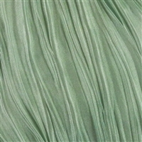 Shibori Silk Ribbon - Pale Sage