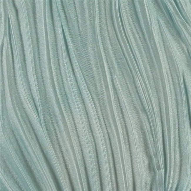 Shibori Silk Ribbon - Pale Blue
