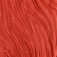 Shibori Silk Ribbon - Red