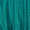 "1 yd. 2.5 mm Twisted Rayon Cord - color ""Teal"""